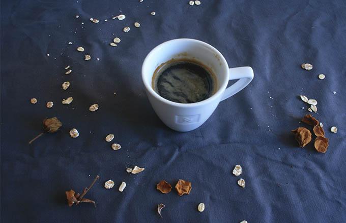 cafe otoño
