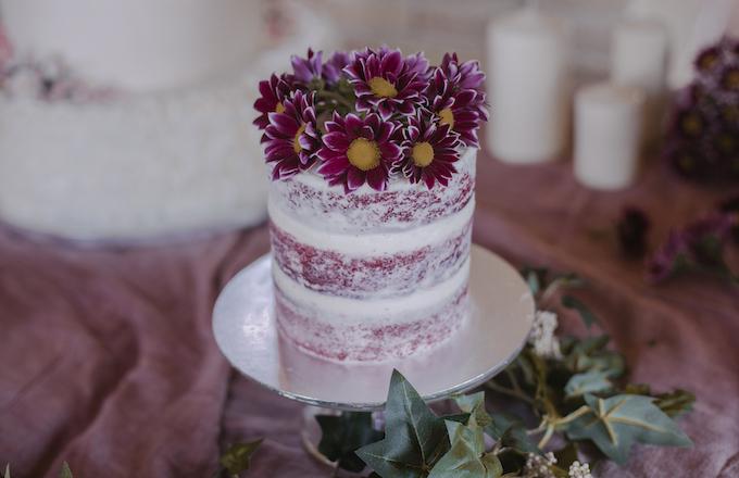 pastel de boda crafts and cakes barcelona