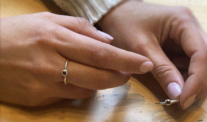 Nuevo anillo Gabrielle